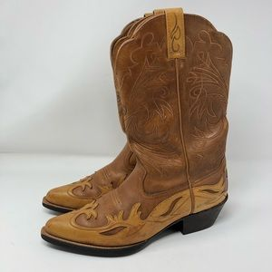 Ariat heritage western cowboy boots 6.5B